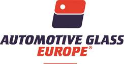 Logo Laakmann Group europaweit im Verbund AGE - Automotive Glass Europe